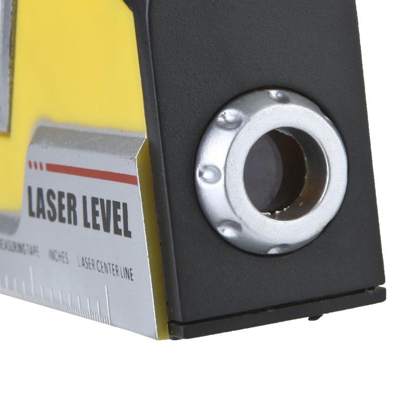 Лазерный уровень - рулетка  H9112