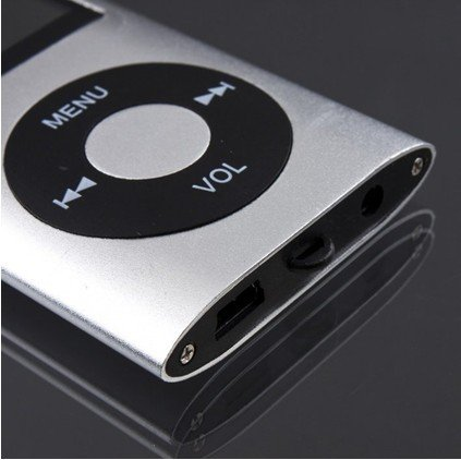Мини MP3, MP4 плеер + Радио