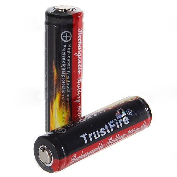 Аккумулятор Ultrafire 14500, 3.7V, 900мА