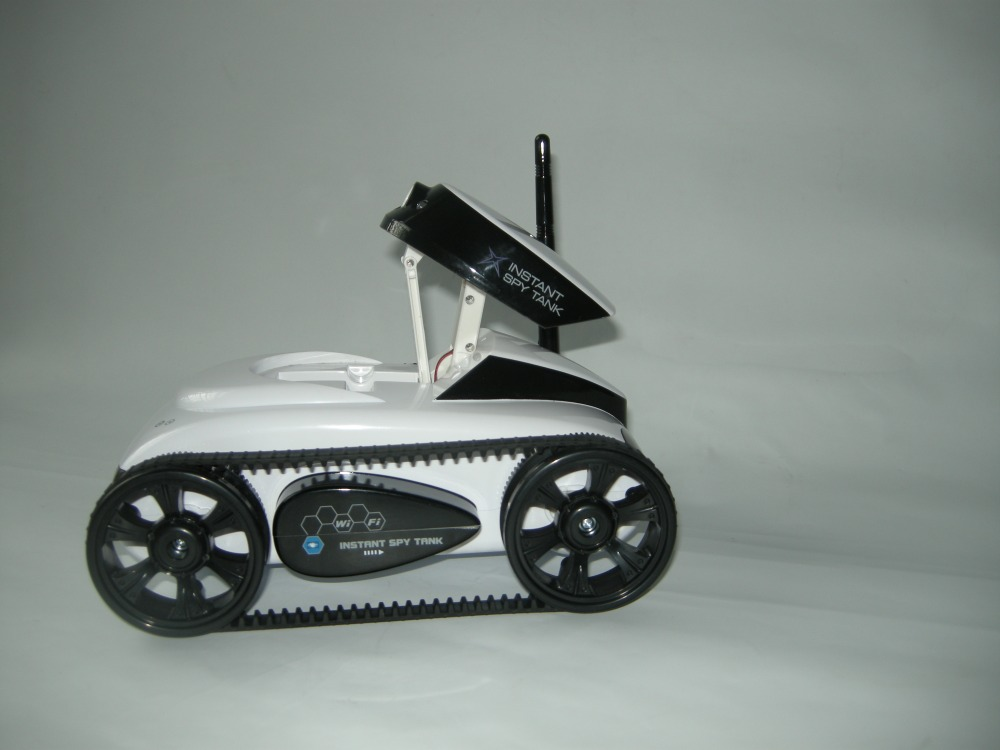 Танк шпион I-spy, wi-fi с видеокамерой