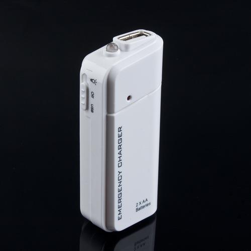 Экстренная зарядка для сотового или планшета
