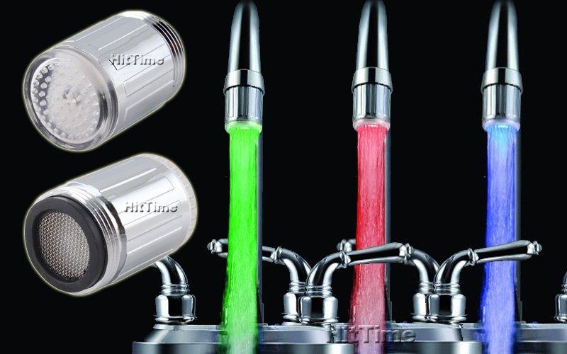 Купить светодиодную насадку на кран LED 7 Color по