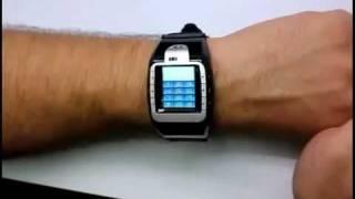 Часы телефон N388