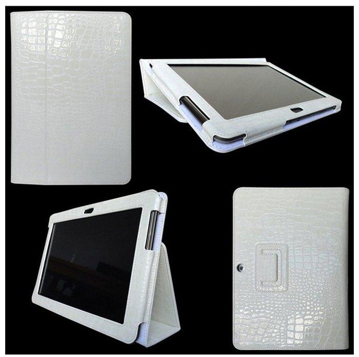 Чехол для Samsung Galaxy Tab 10.1 (P5100) крокодиловая кожа