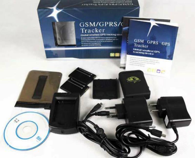 Персональный GPS GSM Tracker TK102