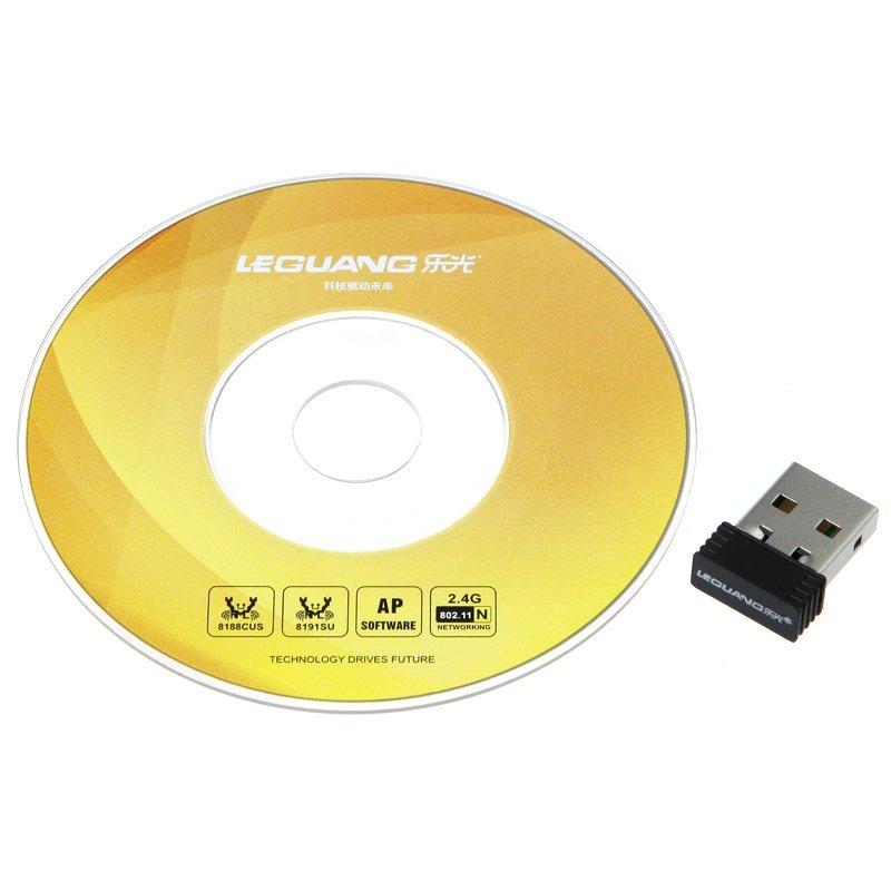 Мини USB WiFi адаптер IEEE 802.11n