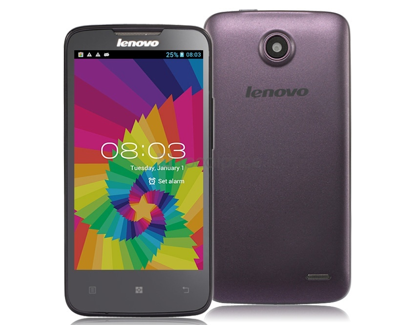 Смартфон Lenovo A820 Quad Core 1.2GHz