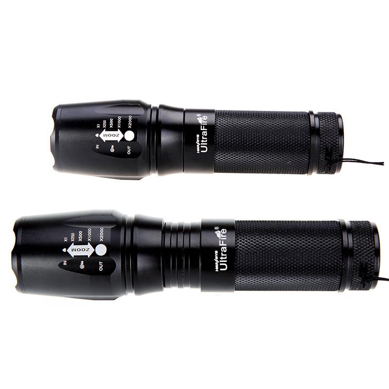 фонарь Ultrafire 1000 Lumen 5 режимов