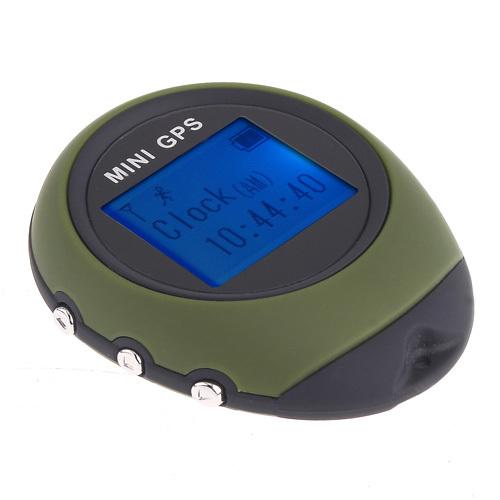 Портативный мини GPS навигатор PG03