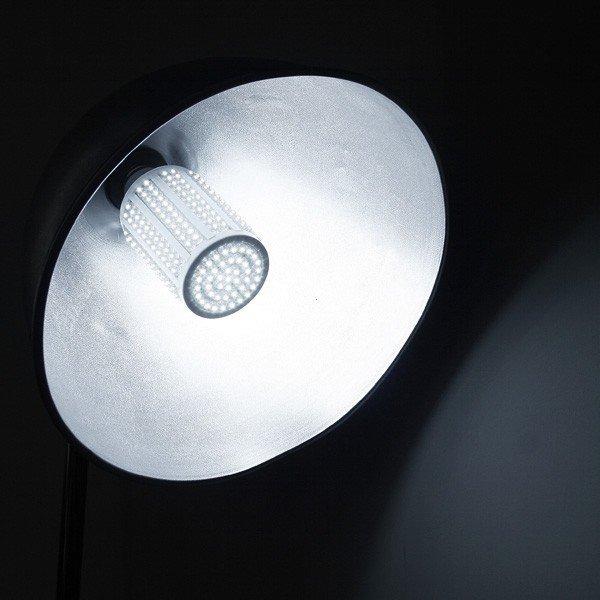 Светодиодная лампа E27 13W 200-230V Холодный белый