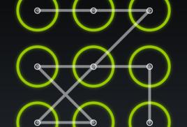 Разблокировка забытого графического ключа на Android с сохранением данных